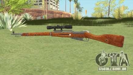 Mosin-Nagant M1891 V2 (Insurgency: Sandstorm) para GTA San Andreas