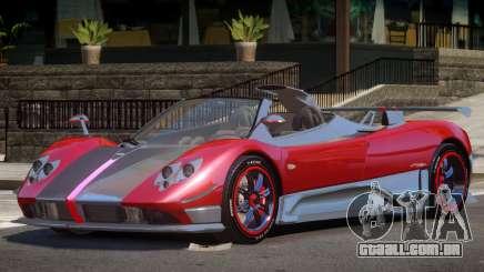 Pagani Zonda C para GTA 4