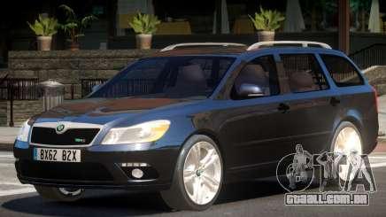 Skoda Octavia RS V1.0 para GTA 4