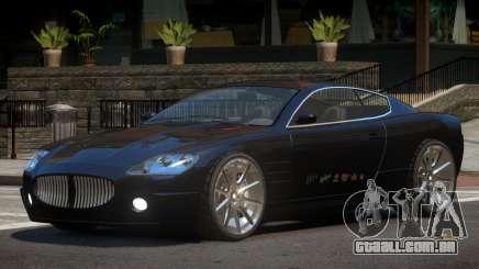 Ocelot F620 V1.0 para GTA 4