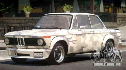 BMW 2002 GT PJ2 para GTA 4