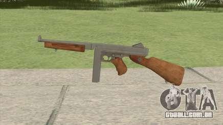 Thompson M1A1 (Battlefield Hardline) para GTA San Andreas
