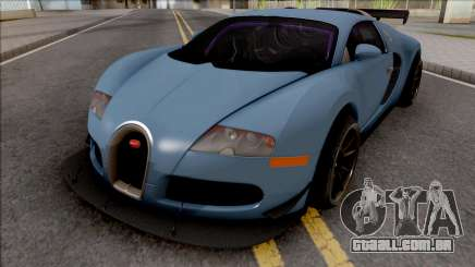 Bugatti Veyron 3B 16.4 2009 para GTA San Andreas
