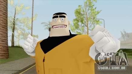 Jack Fenton (Danny Phantom) para GTA San Andreas