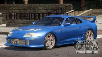 Toyota Supra RS para GTA 4