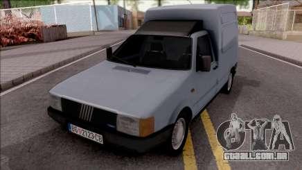 Fiat Fiorino Panel Van 1987 para GTA San Andreas