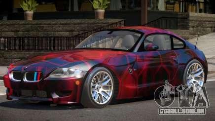 BMW Z4 GT Sport PJ5 para GTA 4