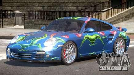 Porsche 911 GT Turbo PJ4 para GTA 4