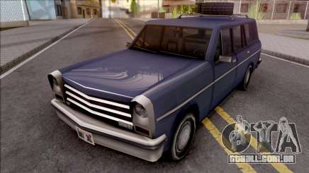 Dinka Perennial with Badges & Extras para GTA San Andreas