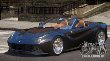 Ferrari F12 Spider V1.0 para GTA 4
