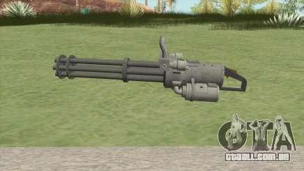 Coil Minigun (OG Black) GTA V para GTA San Andreas
