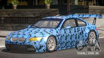 BMW M3 GT2 Sport PJ5 para GTA 4