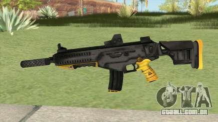 Agency ARZ 160 (Hitman: Absolution) para GTA San Andreas