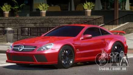 Mercedes SL65 V1.1 para GTA 4