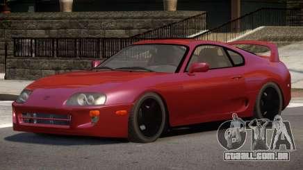 Toyota Supra ST V1.0 para GTA 4