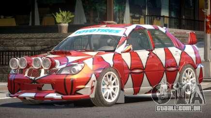 Subaru Impreza WRX GTI PJ2 para GTA 4