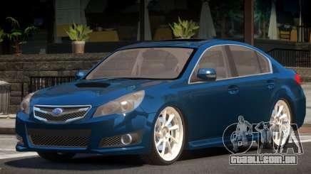 Subaru Legacy B4 V1.0 para GTA 4