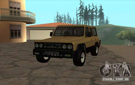 ARO 244 Ultimate edition para GTA San Andreas