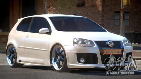 Volkswagen Golf GTI R33 para GTA 4