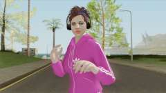 Random Female (Sweat Suit) V1 GTA Online para GTA San Andreas