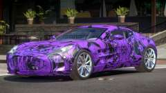 Aston Martin One 77 PJ5 para GTA 4