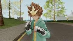 Tsunayoshi Sawada (Katekyo Hitman Reborn) para GTA San Andreas