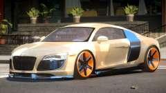 Audi R8 TDI PJ1 para GTA 4