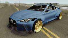 Infiniti Q60 S (Karma Monaco) para GTA San Andreas