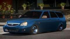 Lada Priora 2171UL para GTA 4