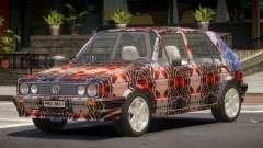 Volkswagen Golf Old PJ2 para GTA 4