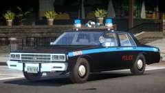 Chevrolet Impala Police V1.1 para GTA 4