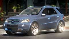 Mercedes Benz ML63 V1.2 para GTA 4