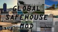 Global Esconderijo Mod para GTA San Andreas