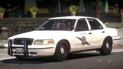 Ford Crown Victoria FS Police V1.2 para GTA 4