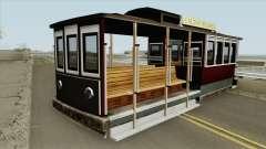 Tram Car para GTA San Andreas