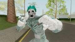 Yeti Tubbie (Slendytubbies 3) para GTA San Andreas