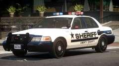 Ford Crown Victoria Police V2.1 para GTA 4