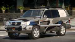 Toyota Land Cruiser Rally Cross PJ4 para GTA 4