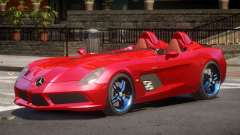 Mercedes Benz SLR R-Tuning