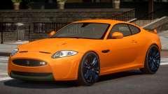 Jaguar XKR-S V1.0 para GTA 4
