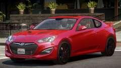 Hyundai Genesis RS para GTA 4