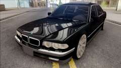 BMW 7-er E38 on Style 95 para GTA San Andreas
