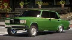 VAZ 2107 R-Tuned para GTA 4
