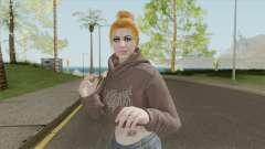 Random Female 1 (GTA Online) para GTA San Andreas