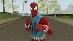 Spider-Man (Scarlet Spider Suit) para GTA San Andreas