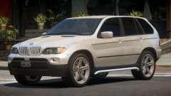 BMW X5 CV