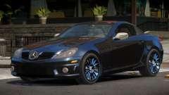 Mercedes Benz SLK 55 V1.1 para GTA 4