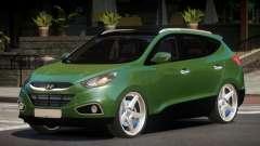 Hyundai IX35 LT para GTA 4