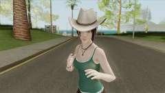 Lara Croft (Tomb Raider) para GTA San Andreas