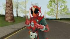 Kamen Rider (Ghost Boost) V3 para GTA San Andreas